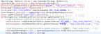 java查詢時發現數據庫表里的一個字段的值查不到?