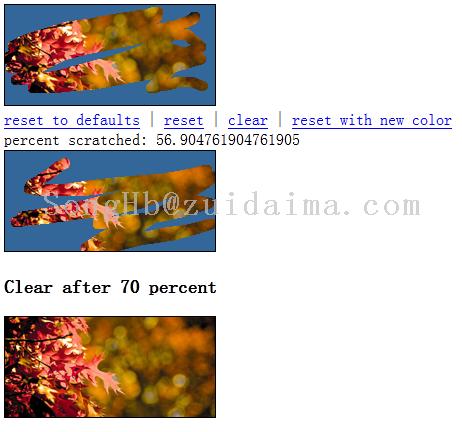 中秋快乐留言代码_jquery实现微信刮刮乐特效源代码下载-代码-最代码