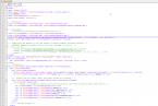 分享bootstrap单页滚屏首页静态模板-全屏设计