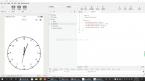 微信小程序canvas画图实现动态时钟效果