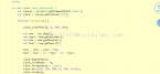 HTML+javascript实现时间表盘特效