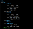 Python2.7+Flask框架实现龙8国际娱乐pt老虎机的用户登录注册