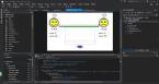 CSMA-CD協議模擬實驗(C#)